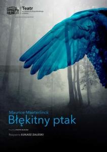 Błękitny ptak