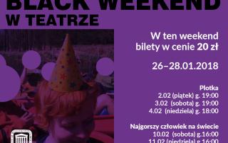 black weekend strona