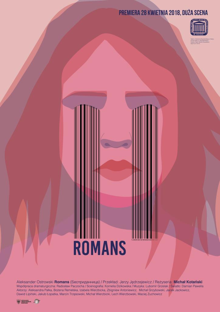 """Spektakl """"Romans"""" @ pl. Bogusławskiego 1"""