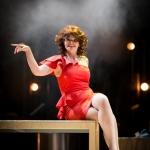 Zdjęcie ze spektaklu Prosna kryminał muzyczny.