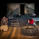 Zdjęcie ze spektaklu Czaszka z Connemary