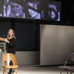 Zdjęcie ze spektaklu Czytanie ścian